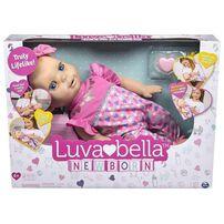 เลิฟวาเบลลา ตุ๊กตาเด็กทารก ผมสีบลอนด์