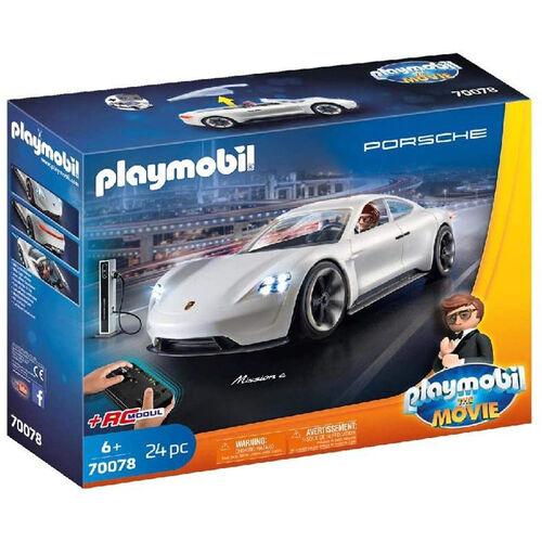 Playmobil เพลย์โมบิล เดอะ มูฟวี่ เร็กซ์ แดชเชอร์ ปอร์เช่ มิชชั่น อี