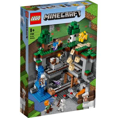 LEGO เลโก้ เดอร์ เฟิร์สท์ แอดเวนเจอร์ 21169