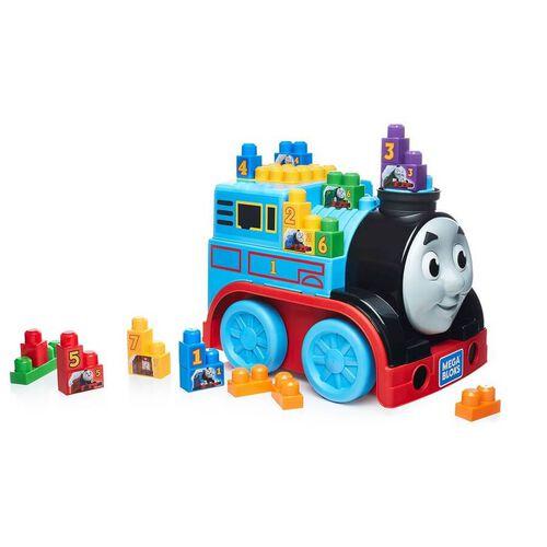 Mega Bloks Thomas & Friends เมก้า บล็อคส์ โทมัส แอนด์ เฟรนส์ บิวด์ แอนด์ โก โทมัส