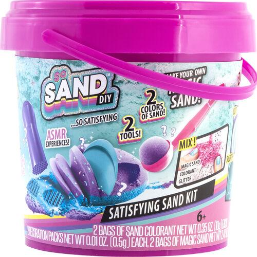 So Sand โซ แซนด์ ทรายมหัศจรรย์ คละสี