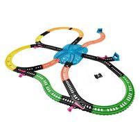 Thomas & Friends โทมัส และ ผองเพื่อน ชุดรางรถไฟแทรคมาสเตอร์สีสะท้อนแสง