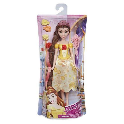 Disney Princess ดิสนีย์ พรินเซส แฟชั่นดอลล์ แฮร์สไตล์ ครีเอชั่น (คละแบบ)