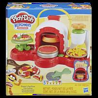 Play-Doh Kitchen Creation เพลย์โดว์ คิทเช่น ครีเอชั่น สปิน แอนด์ ท็อป พิซซ่า