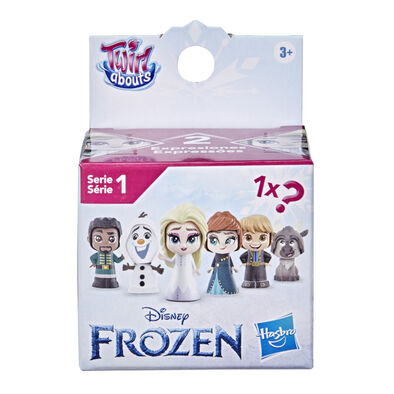 Disney Frozen ดิสนีย์ โฟรเซ่น ทเวิร์ลล อะเบ้าท์ กล่องสุ่ม คละแบบ