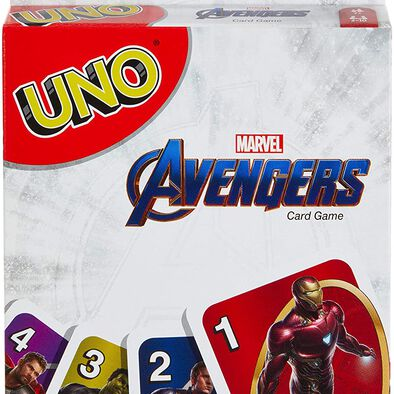 UNO อูโน่ Avengers