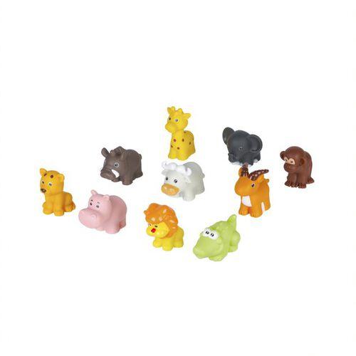 Top Tots ท๊อพท็อทส์ ชุดตุ๊กตาของเล่นรูปสัตว์ต่างๆ