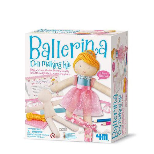 4M โฟร์เอ็ม ของเล่นงานประดิษฐ์ทำตุ๊กตาผ้า