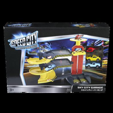 Speed City สปีด ซิตี้ สกาย ซิตี้ การาจ