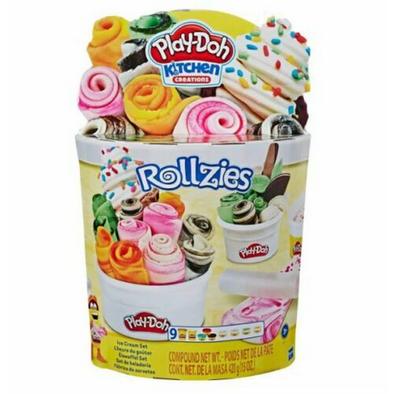 Play-Doh เพลย์โดว์ ชุดโรลซีส์ ไอศครีม