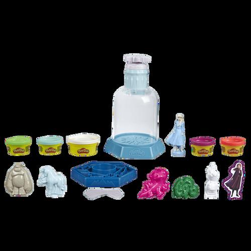 Play-Doh เพลย์โด โฟรโซ่น สโนว์ โกลบ เพลย์เซ็ต