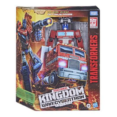 Transformer ทรานส์ฟอร์เมอร์ เจเนอเรชั่น สงครานไซเบอร์ตรอน คิงดอม ลีดเดอร์ ออปติมัส ไพร์ม