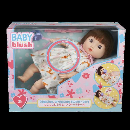 Baby Blush เบบี้ บลัช กิกกลิ้ง ริงกลิง สวีทฮาร์ท ดอลล์