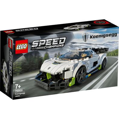 LEGO เลโก้ สปีดแชมเปี้ยน โคนิเซก เจสโก 76900