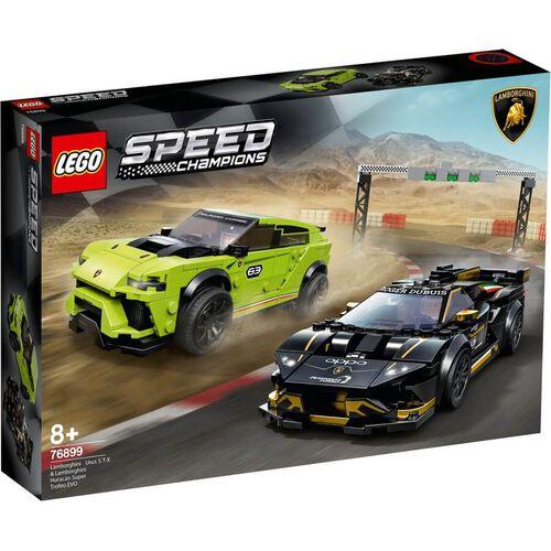 LEGO เลโก้ ลัมโบกินี ยูรัสท์ เอสที-เอ็กซ์ แอนด์ ลัมโบร์ 76899
