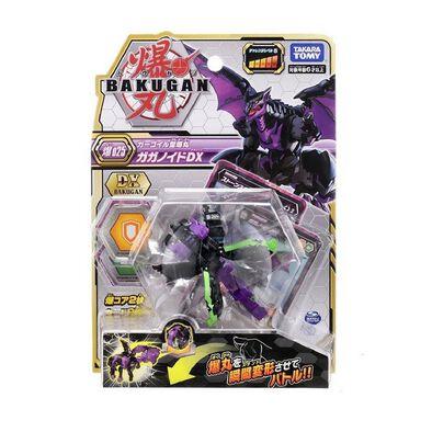 Bakugan บาคุกัน Garganoid สีดำ B025