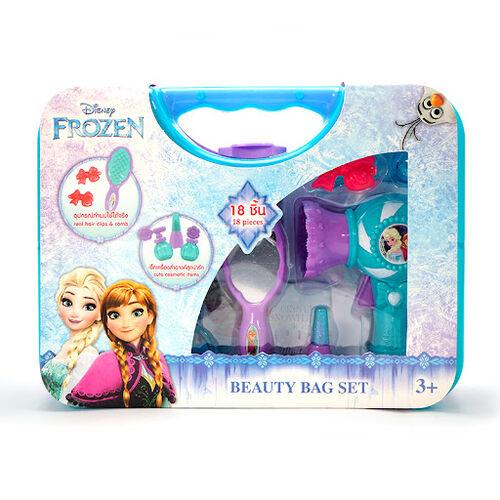 Disney Frozen กระเป๋าสริมสวย ลายโฟรเซ่น