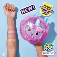 ของเล่นสะสม เซอร์ไพรส์  Pikmi Pops Cheeki Puffs Large Pack