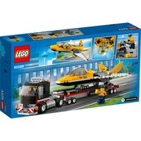 LEGO เลโก้ แอร์โชว์ จ็ท ทราสปอร์ทเตอร์ 60289