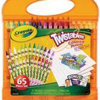 เครโยล่า ชุดดินสอสี รุ่นหมุนได้