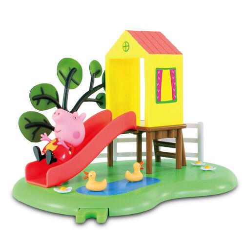 Peppa Pig เป๊ปป้า พิก ชุดของเล่นสนามเด็กเล่นของเป๊ปป้า