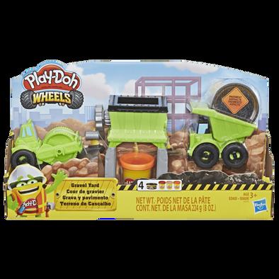 Play-Doh Wheels เพลย์โดว์ วีลส์ กราเวล ยาร์ด