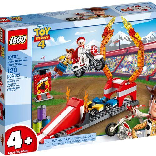 LEGO เลโก้ ดุ๊ค คาบูม สตันท์ โชว์ 10767