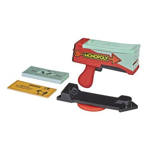 Hasbro Gaming ฮาสโบร เกมมิ่ง โมโนโพลี่ แคช แกร็บ