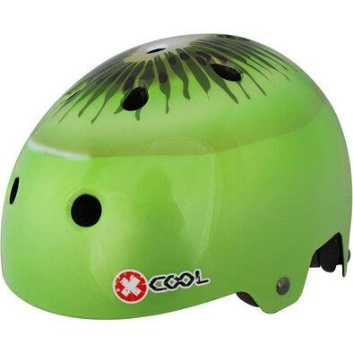 Kidzamo Xcool หมวกกันน๊อค ลายกีวี่