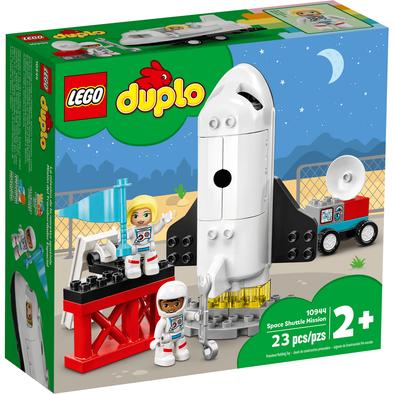 LEGO เลโก้ ดูโปล ทาวน์ สเปซ ชัทเทิล มิชชั่น 10944
