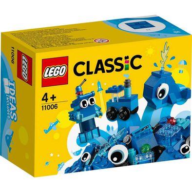 LEGO เลโก้ ครีเอทีฟ บลู บริคส์ 11006