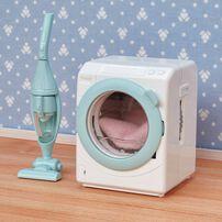 ซิลวาเนียน แฟมิลี่ เครื่องซักผ้าและเครื่องดูดฝุ่น