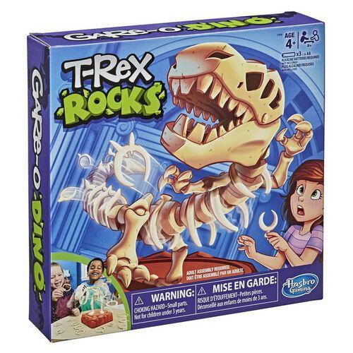 Hasbro ฮาสโบร ทีเร็กซ์ ร็อคส์