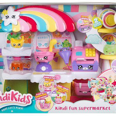 Kindi Kids คินดี้ คิดส์ ซูเปอร์ มาร์เก็ต ET-S1