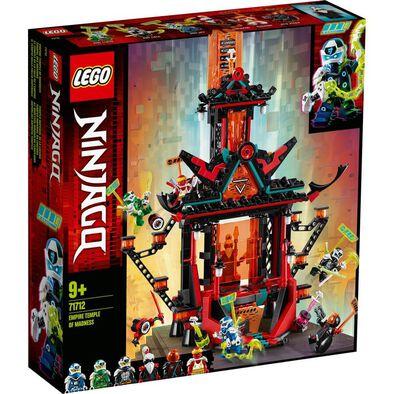 LEGO เลโก้ นินจาโก เอ็มไพร์ เทมเพิล ออฟ แมดเนส 71712