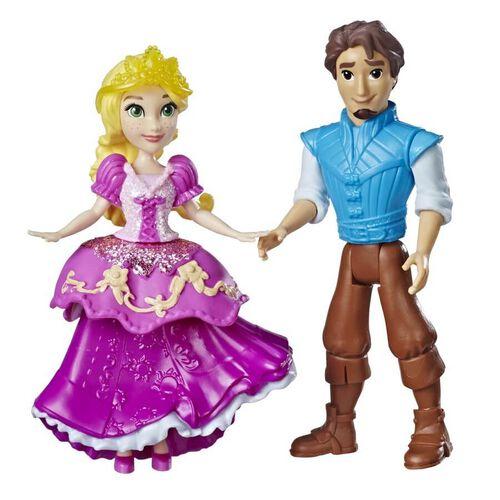Disney Princess ดิสนีย์ พรินเซส ตุ๊กตาเจ้าหญิงและเจ้าชายขนาดเล็ก