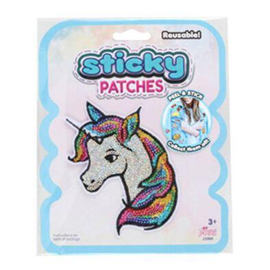 Sticky Patches ยูนิคอร์น #17