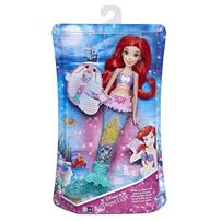 Disney Princess ตุ๊กตากลิตเตอร์ แอนด์ โกลว แอเรียล