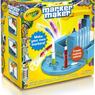 Crayola เครโยล่า เครื่องทำปากกาเมจิกด้วยตัวเอง