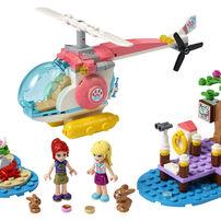 LEGO เลโก้ เวท คลินิค เรสคิว เฮลิคอปเตอร์ 41692