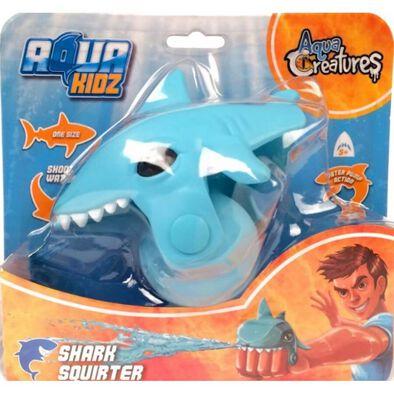 ปืนฉีดน้ำลายฉลาม (สีน้ำเงิน)