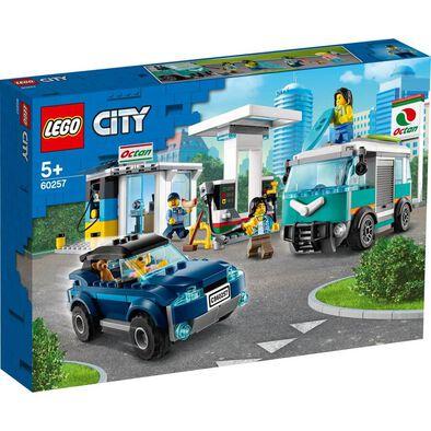 LEGO เลโก้ ซิตี้ เซอร์วิส สเตชั่น 60257