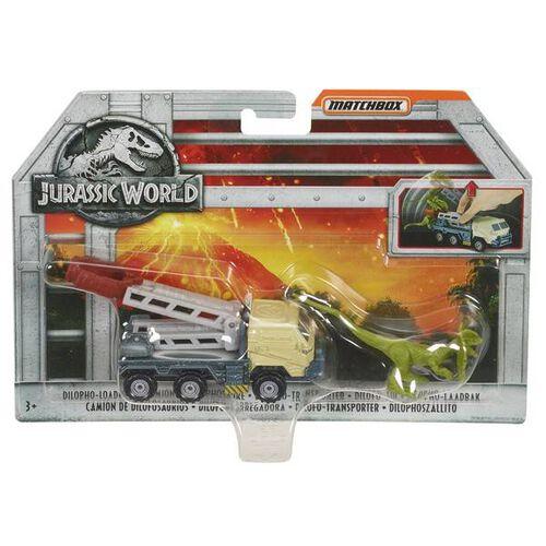 Jurassic World จูราสสิค เวิลด์ ไดโน ทรานสปอร์ตเตอร์ คละแบบ