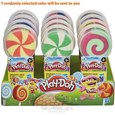 Play-Doh เพลย์โดว์ แป้งปั้นแท่งอมยิ้มหลากสี คละแบบ