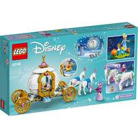 LEGO เลโก้ ซินเดอเรร่า รอยัล คาดริจ 43192