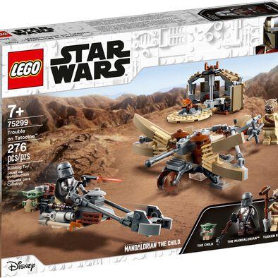 LEGO เลโก้ ทรับเบิ้ล ออน ทาทูอิน 75299