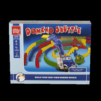 Play Pop เพลย์ป๊อป Domino Shuttle Action Game