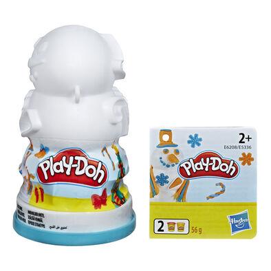 Play-Doh เพลย์โดว์ แป้งเพลย์โดว์ คริสท์มาส (คละแบบ)