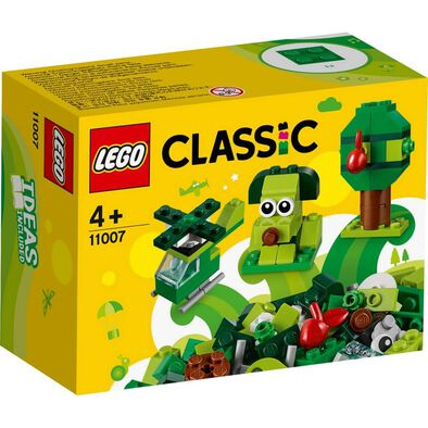 เลโก้ คลาสสิก ครีเอทีฟ กรีน บริค 11007