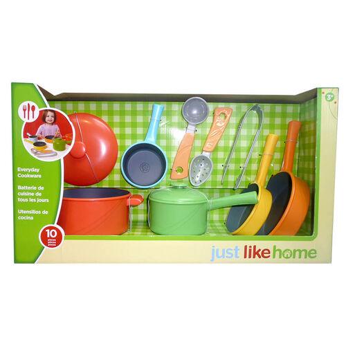 จัสไลค์โฮม ของเล่นอุปกรณ์ในครัว